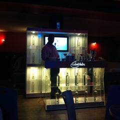 Photo taken at Tejazo Lounge by Cristian B. on 10/6/2011