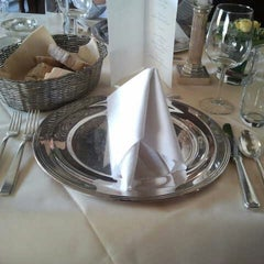 Photo taken at Hotel Schloss Weitenburg by Rahma B. on 8/4/2012