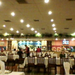 Photo taken at Paulista Grill Churrasqueria by Estevam d. on 1/24/2012