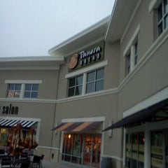 Photo taken at Panera Bread by Whitney H. on 1/22/2012