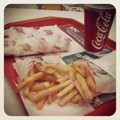Photo taken at KFC by Анастасия П. on 4/23/2012