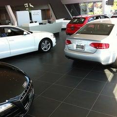Photo taken at Audi Wilsonville by Scott M. on 7/28/2011