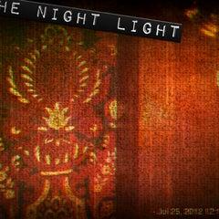 Photo taken at The Night Light by Eddan K. on 7/25/2012