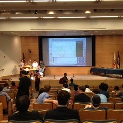 Photo taken at UCLA Anderson School of Management by Bryan C. on 4/16/2012