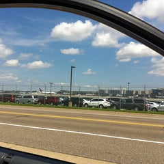 Photo taken at MSP Airport Cell Phone Lot by Greg D. on 6/24/2012