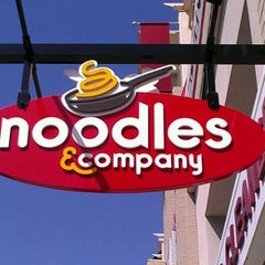 Photo taken at Noodles & Company by Brianne B. on 3/26/2012