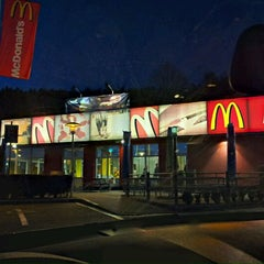 Photo taken at McDonald's by Lukas Z. on 4/1/2012