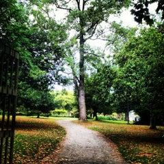 Photo taken at Parque de Ferrera by Ruth A. on 8/23/2012