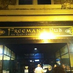 Photo taken at Freeman's Pub by Dee Dee R. on 2/19/2012