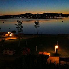 Photo taken at Velence Resort & Spa**** by Balazs V. on 6/16/2012