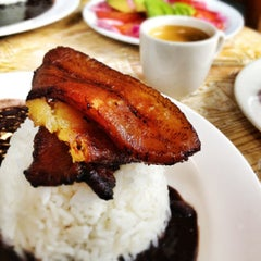 Photo taken at Pilar Cuban Eatery by Layne H. on 6/17/2012