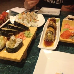 Photo taken at Tokyo Sushi by Josh S. on 3/25/2012