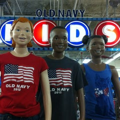 Photo taken at Old Navy by Henry H. on 6/30/2012