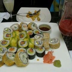 Photo taken at Aomori Nikkei & Sushi by Gaby T. on 5/12/2012