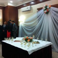 8/25/2012 tarihinde Rimmaziyaretçi tarafından Rixos President Astana'de çekilen fotoğraf