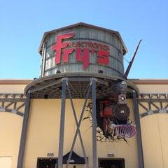 Photo taken at Fry's Electronics by Kehau D. on 6/30/2012
