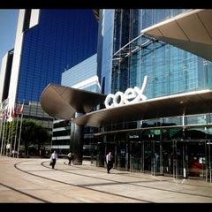 Photo taken at 코엑스 (COEX) by Tadahiro M. on 6/27/2012