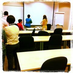 Photo taken at HP Global Center Multipurpose Hall by Ensonn T. on 4/18/2012