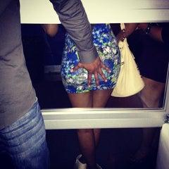 Photo taken at Indigo Bar & Lounge by Antoine L. on 4/14/2012