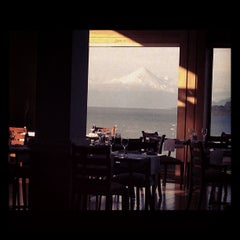 Photo taken at Hotel Cumbres Patagónicas by Tim  Felipe O. on 8/22/2012