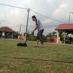 Photo taken at padang sk larkin 1 & 2 by nikman on 6/27/2012