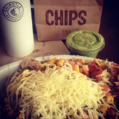 Photo taken at Chipotle Mexican Grill by Kate M. on 6/19/2012