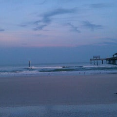 Photo taken at Clearwater Beach Pier by Samantha S. on 8/31/2012