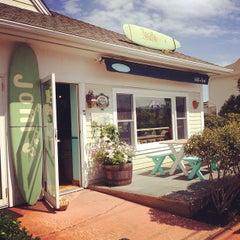 Photo taken at Joni's Montauk by Bastian B. on 5/10/2012
