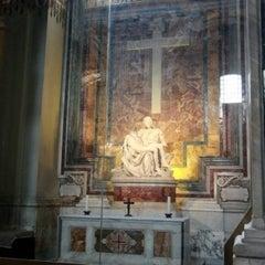 Photo taken at Città del Vaticano by Micky G. on 9/1/2012