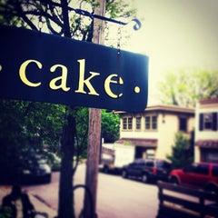 Photo taken at Cake by Brandon G. on 5/12/2012