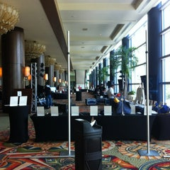 Photo taken at Hilton Americas-Houston by Tiffany T. on 5/19/2012