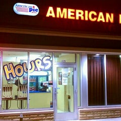 Photo taken at American Pie Pizza - Richfield by Brian R. on 2/7/2012