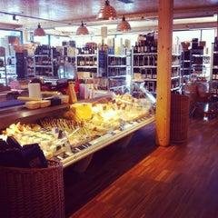 Photo taken at Wine Food Market by Lada B. on 6/3/2012