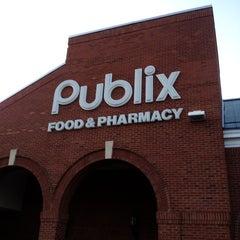 Photo taken at Publix by T-Bone C. on 4/2/2012