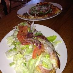 Photo taken at Perillo's Pizzeria by Sarah M. on 2/17/2012