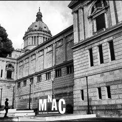Photo taken at Museu Nacional d'Art de Catalunya (MNAC) by irene d. on 9/11/2012