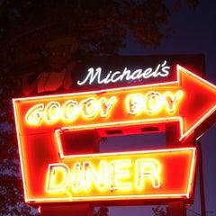 Photo taken at Michael's Goody Boy by Jon M. on 6/1/2012