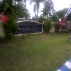 Photo taken at SATLANTAS Polres Malang by agus c. on 7/10/2012