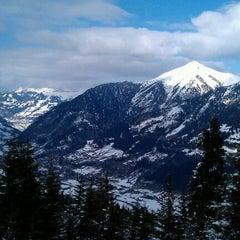 Photo taken at Skigebiet Schlossalm - Angertal / Ski amadé by Stfn_ S. on 3/9/2012