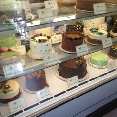 Photo taken at Sweet Lady Jane Bakery by Quan D. on 4/14/2012