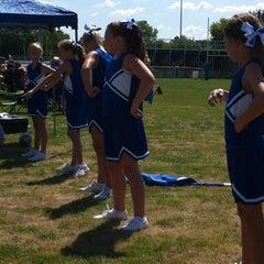 Photo taken at Carlinville High School Field by Matt T. on 8/11/2012