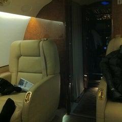 Photo taken at RDU General Aviation Terminal by Blake on 2/11/2012