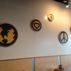 Photo taken at Which Wich? Superior Sandwiches by Kanthi S. on 6/4/2012
