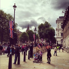 Photo taken at Whitehall by Jiri K. on 6/5/2012