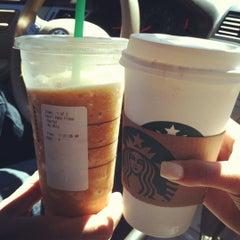 Photo taken at Starbucks by Lauren D. on 9/9/2012