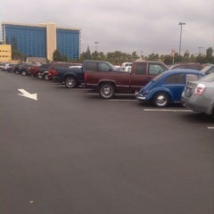 Photo taken at Simba Parking Lot by Gaby P. on 3/6/2012