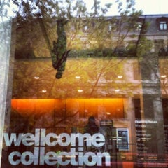 Photo taken at Wellcome Collection by Georgia P. on 5/3/2012