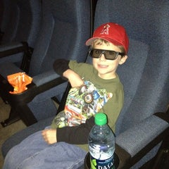 Photo taken at Galaxy Colony Square Theatres by Rob S. on 2/12/2012