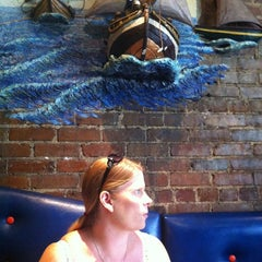 Photo taken at Mellow Mushroom by Tequila C. on 6/8/2012