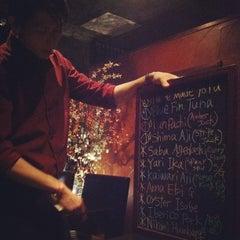 Photo taken at Raku by CJ on 2/12/2012